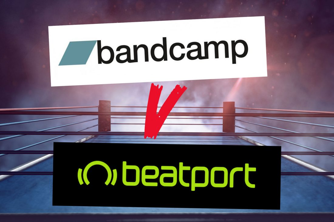 Bandcamp-v-Beatport